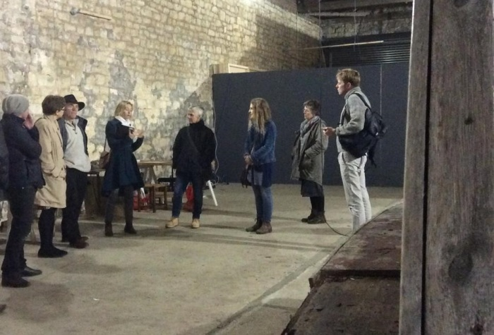 mark currie talk tour goods shed