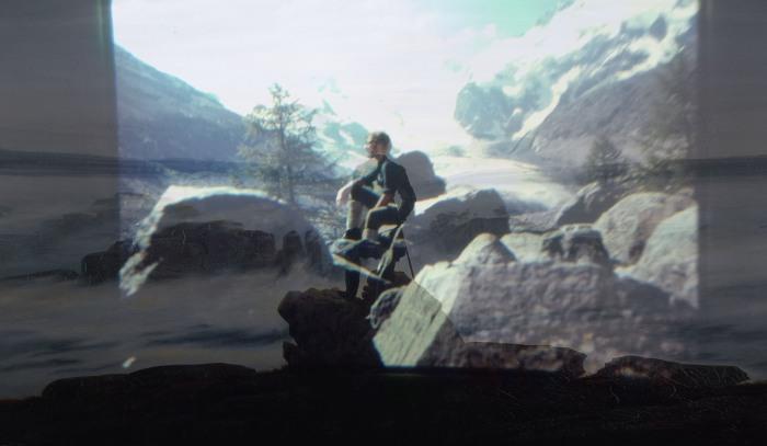 wanderer in alps 2